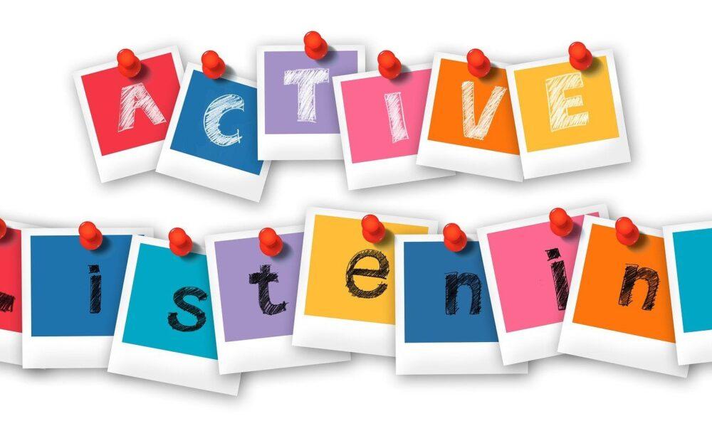 Bild active listening