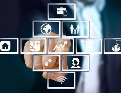 Bild digitale Transformation