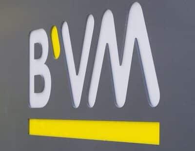 Logo B'VM